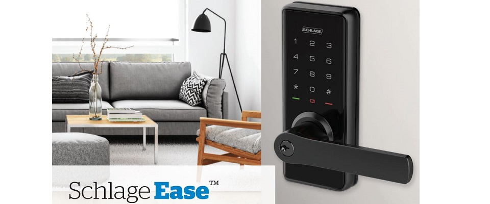 SCHLAGE EASE LEVERSET
